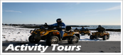 Activity tours in Iceland